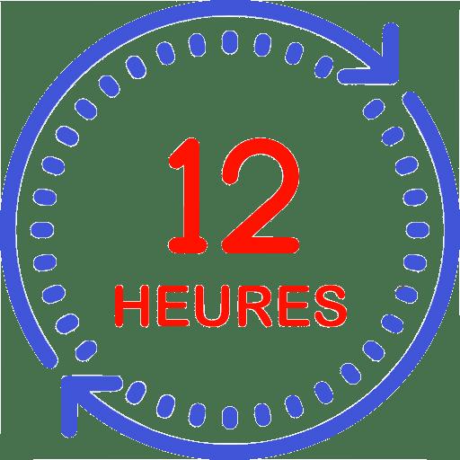 la formation wordpress cpf paris est de 12H. Il s'agit d'un chronomètre.